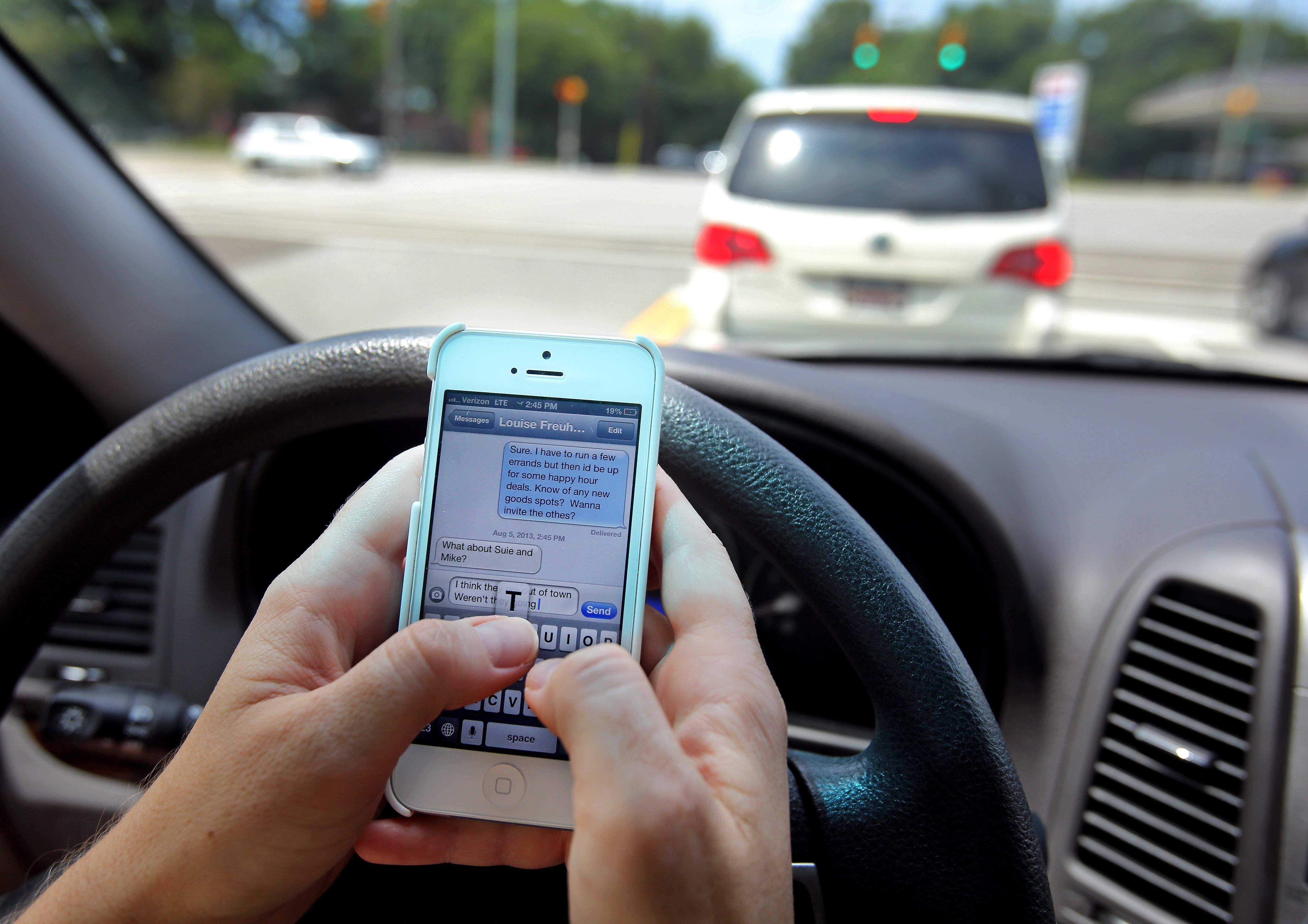 Pennsylvania Law Increases Texting While Driving Penalties